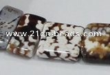 CNG2526 15.5 inches 10*20mm - 20*25mm freeform agate beads