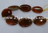 CNG2626 15.5 inches 40*50mm - 45*55mm freeform agate gemstone beads