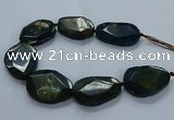 CNG2658 15.5 inches 38*48mm - 42*55mm freeform agate beads