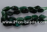 CNG2736 15.5 inches 15*30mm - 20*40mm nuggets agate beads