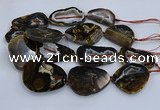 CNG3131 15.5 inches 40*50mm - 45*60mm freeform opal gemstone beads