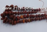 CNG3492 15.5 inches 10*14mm - 20*35mm nuggets agate beads