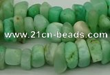 CNG5042 15.5 inches 5*8mm - 8*12mm nuggets Australia chrysoprase beads