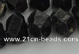 CNG5760 15.5 inches 12*16mm - 15*20mm faceted nuggets charoite beads