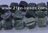 CNG5907 15.5 inches 4*6mm - 6*10mm nuggets rough seraphinite beads