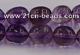 CNG6854 15.5 inches 12*16mm - 13*18mm nuggets amethyst beads