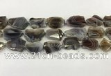 CNG6947 15.5 inches 18*20mm - 22*25mm freeform Botswana agate beads