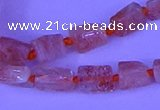 CNG7637 15.5 inches 5*7mm - 8*10mm nuggets sunstone beads