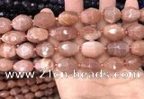 CNG7992 15.5 inches 12*16mm - 15*20mm faceted nuggets moonstone beads