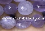 CNG8031 15.5 inches 8*10mm nuggets lavender amethyst beads