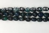 CNG8216 15.5 inches 12*16mm nuggets agate beads wholesale