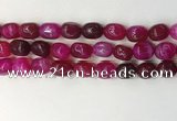 CNG8248 15.5 inches 13*18mm nuggets agate beads wholesale
