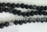 CNG8339 15.5 inches 10*12mm nuggets agate beads wholesale