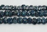 CNG8621 10*13mm - 12*16mm faceted freeform apatite beads
