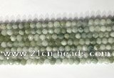 CNG9071 15.5 inches 6mm faceted nuggets jade gemstone beads