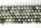 CNG9072 15.5 inches 8mm faceted nuggets jade gemstone beads