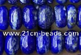 CNL1700 15.5 inches 3*8mm - 5*8mm rondelle lapis lazuli beads