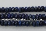 CNL860 15.5 inches 2*4mm rondelle natural lapis lazuli gemstone beads