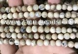 COP1661 15.5 inches 6mm round African opal beads wholesale