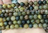 CPB1063 15.5 inches 10mm round natural pietersite beads wholesale