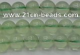 CPR324 15.5 inches 7mm round natural prehnite gemstone beads