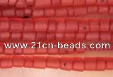 CRB5509 15 inches 2*2mm heishi synthetic turquoise beads wholesale