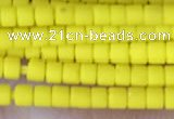 CRB5517 15 inches 2*2mm heishi synthetic turquoise beads wholesale