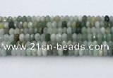 CRB5633 15.5 inches 4*7mm faceted rondelle jade beads