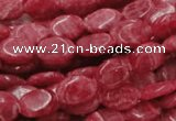 CRC07 16 inches 10*14mm oval rhodochrosite gemstone beads wholesale
