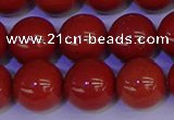 CRE325 15.5 inches 14mm round red jasper beads wholesale
