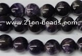 CRO234 15.5 inches 10mm round dogtooth amethyst beads wholesale