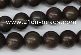 CRO294 15.5 inches 12mm round jasper beads wholesale