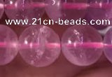 CRQ473 15.5 inches 12mm round rose quartz gemstone beads