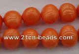 CSB691 15.5 inches 13*15mm oval shell pearl beads