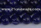 CSO504 15.5 inches 12mm round sodalite gemstone beads wholesale