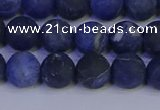 CSO543 15.5 inches 10mm round matte sodalite beads wholesale