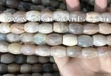 CSS403 15.5 inches 12*15mm - 12*17mm drum sunstone beads wholesale