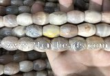 CSS404 15.5 inches 14*17mm - 15*19mm drum sunstone beads wholesale