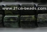CTB529 15.5 inches 10*13mm triangle kambaba jasper beads wholesale