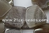 CTD340 Top drilled 15*20mm - 25*30mm freeform agate beads