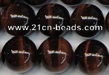 CTE1302 15.5 inches 10mm round AAA grade red tiger eye beads