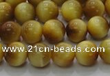 CTE1401 15.5 inches 6mm round golden tiger eye beads wholesale