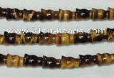 CTE167 15.5 inches 6*8mm yellow tiger eye gemstone beads