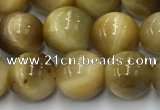 CTE2141 15.5 inches 8mm round golden tiger eye beads wholesale