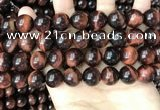 CTE2173 15.5 inches 14mm round red tiger eye beads wholesale