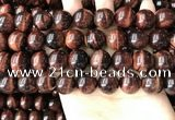 CTE2186 15.5 inches 16mm round yellow tiger eye gemstone beads