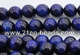 CTE415 15.5 inches 6mm round blue tiger eye beads wholesale