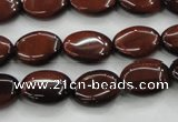 CTE59 15.5 inches 13*18mm oval red tiger eye gemstone beads