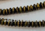CTE601 15.5 inches 5*8mm rondelle yellow tiger eye beads wholesale