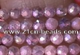CTG1457 15.5 inches 2mm faceted round AB-color labradorite beads